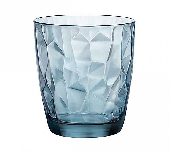 Vaso Diamond Azul